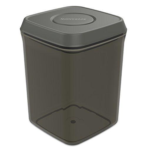 Nuovoware 131 Quart Square Pop Container Airtight Food Storage